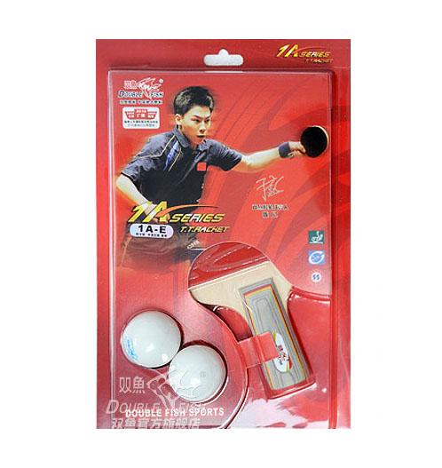 Paleta de Ping Pong  LAPICERO  marca Double Fish modelo 1A-E