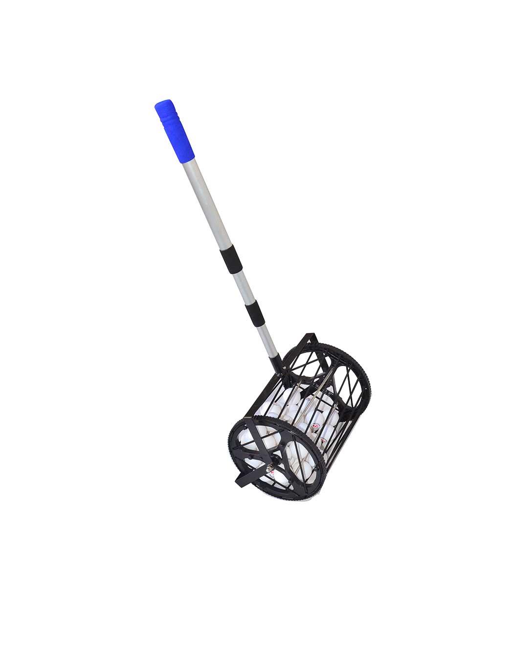 Recoge Pelotas de Tenis de Mesa con Cilindro Recolector