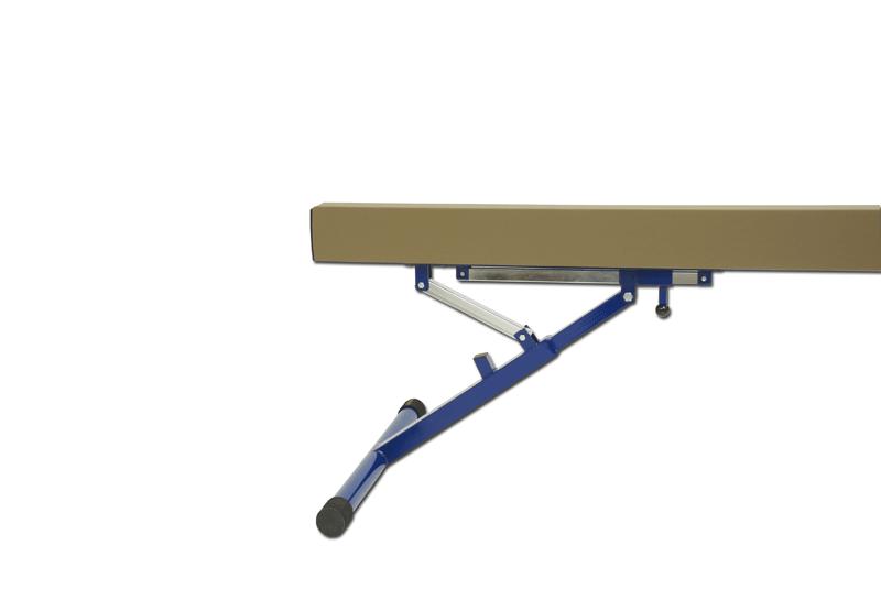 Viga de equilibrio 5 metros altura regulable 50 -120 cm (S00064)