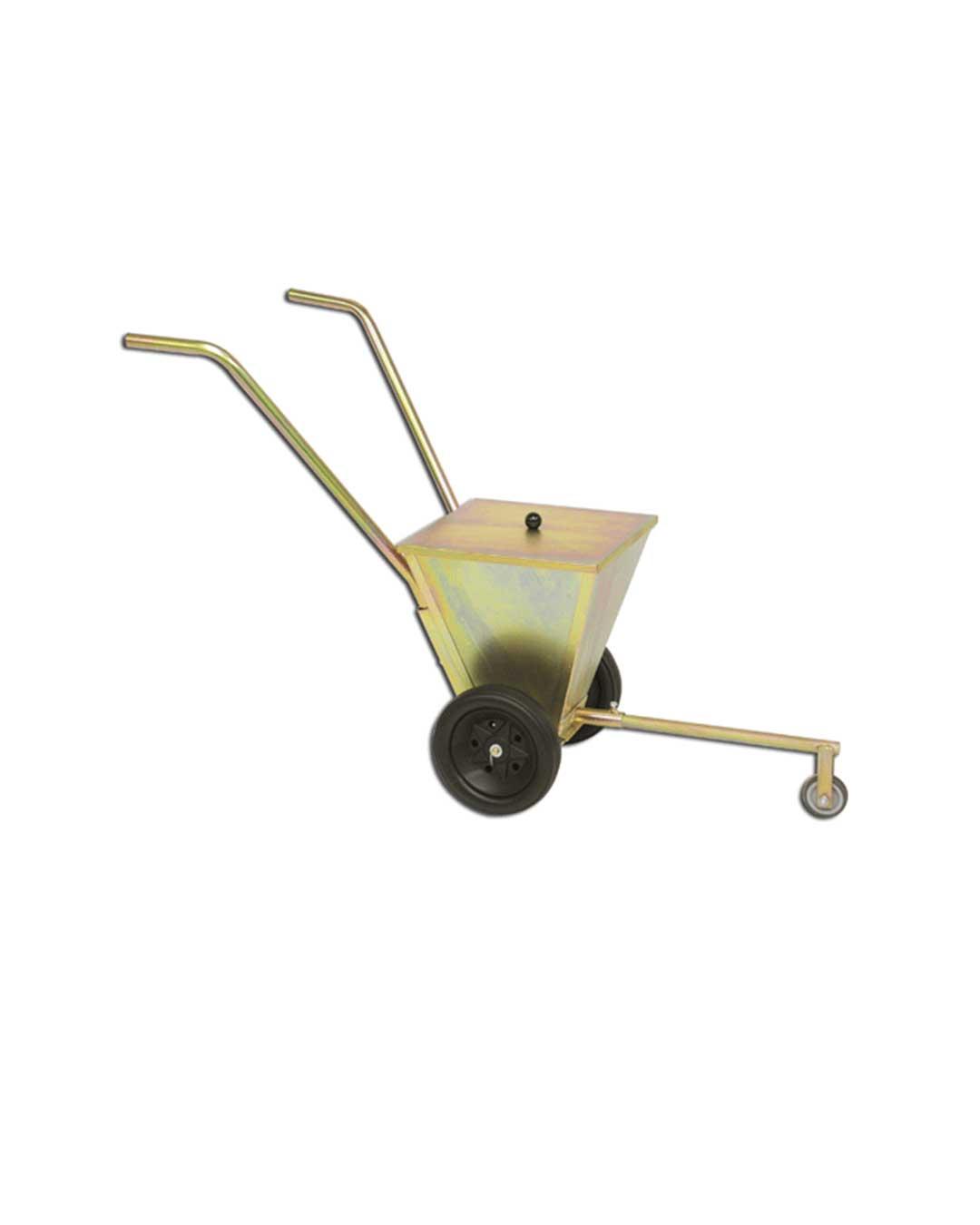 Carro marcador de líneas para canchas (S04570)