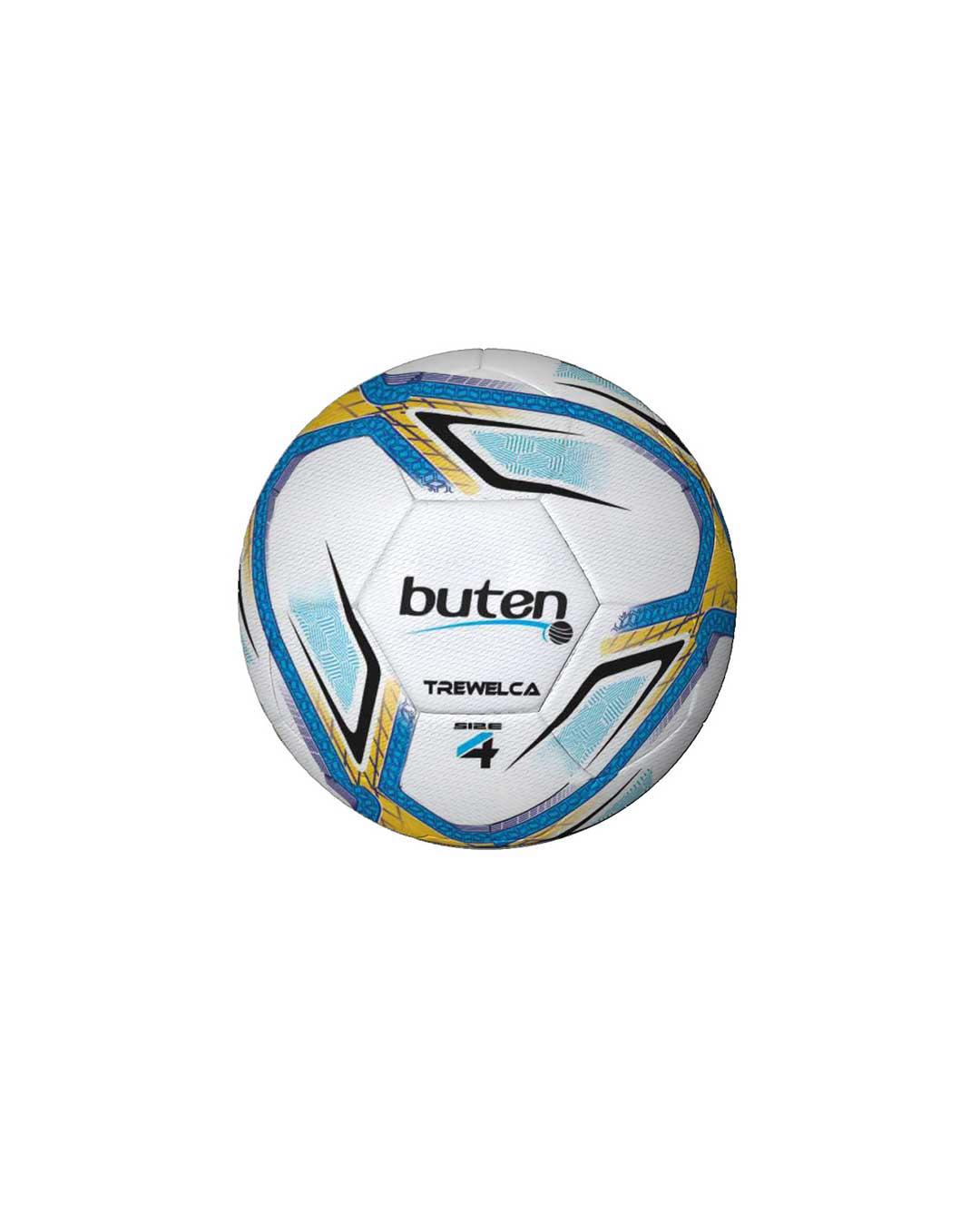 Balón de Fútbol N° 4 marca Buten (Bote alto) Trewalka