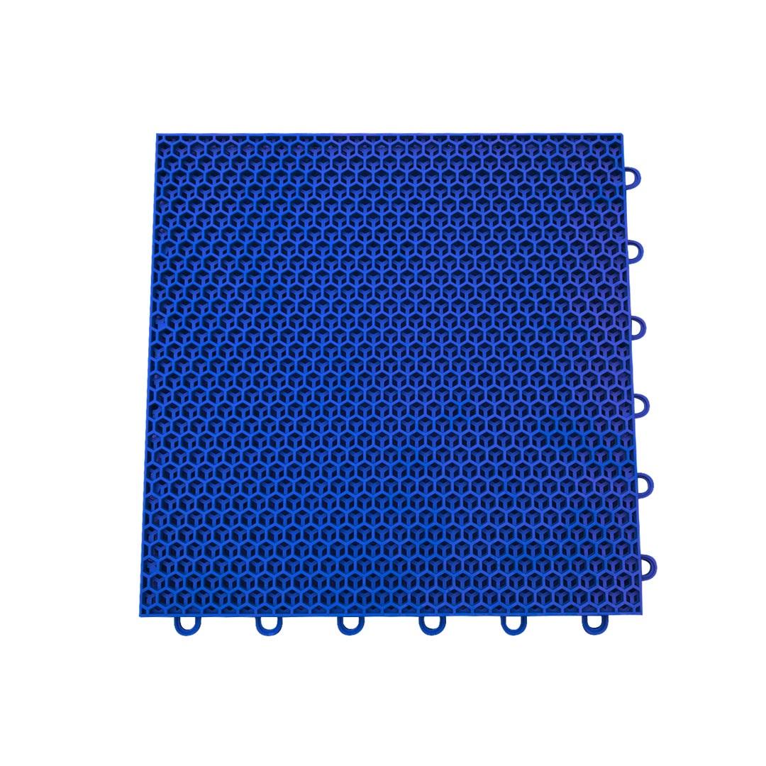 Palmeta O-01 para piso multicancha azul (exterior)