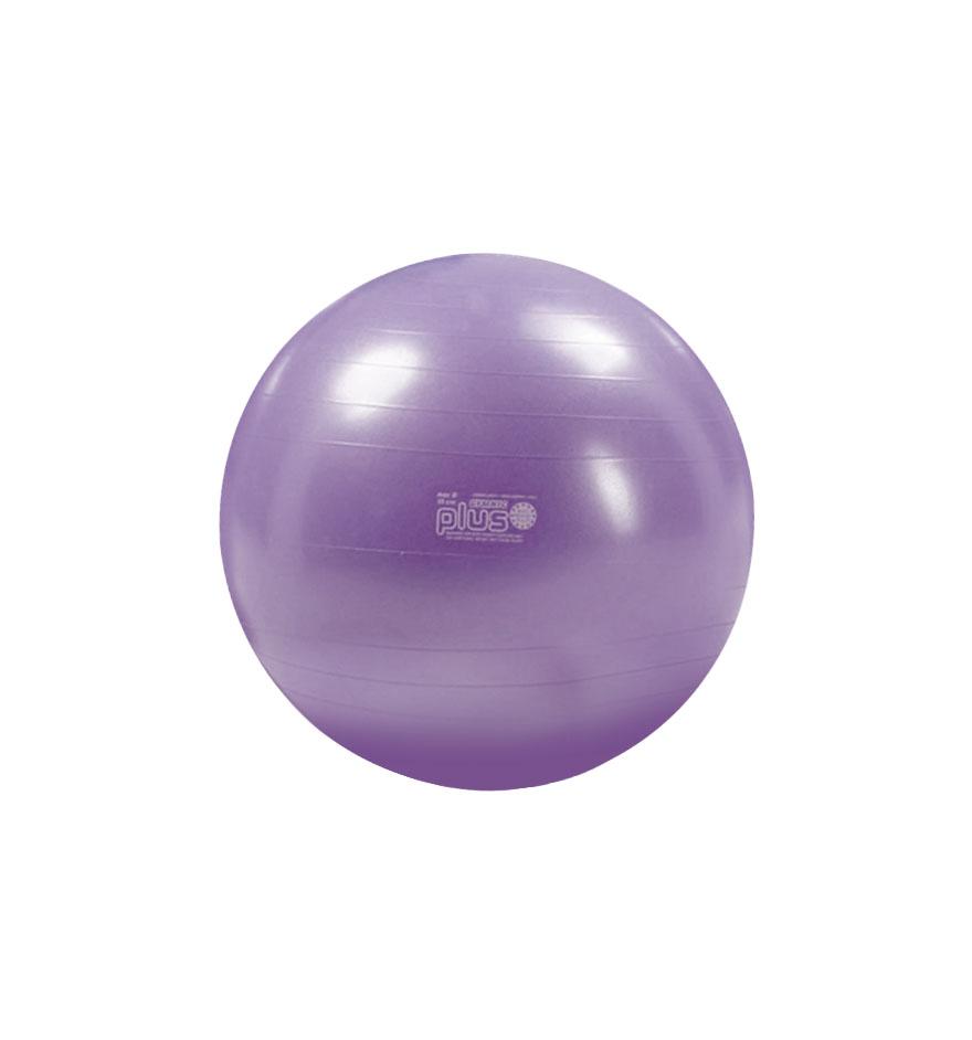 Balón de Pilates Plus Morado 65 cm