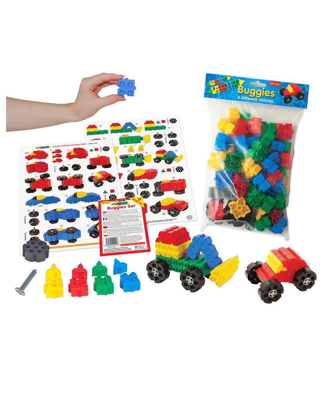 Set Junior Buggies- 42011