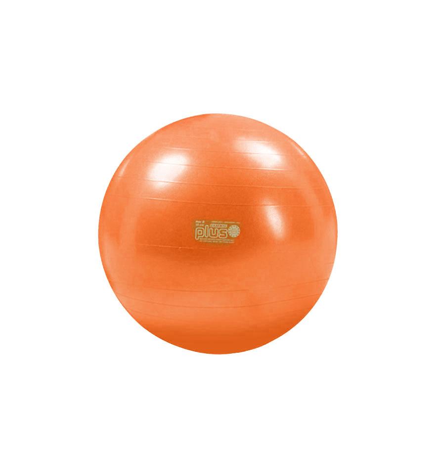 Balón de Pilates Plus Naranja 65 cm