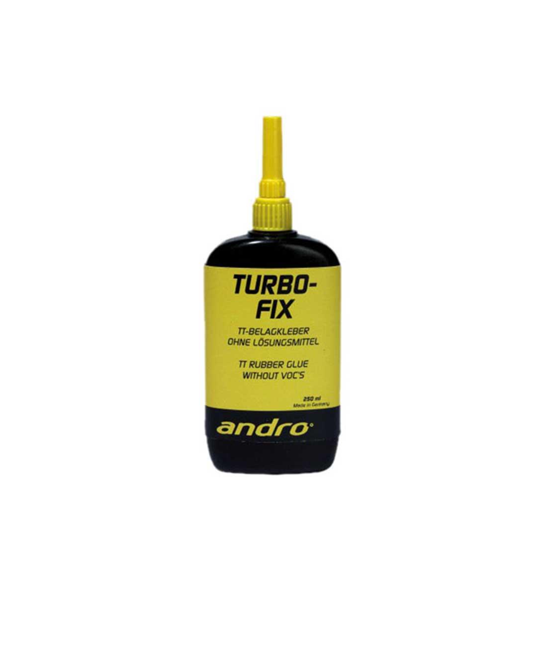 Pegamento para Gomas de Tenis de Mesa (Ping Pong) Turbo Fix Andro 250ml