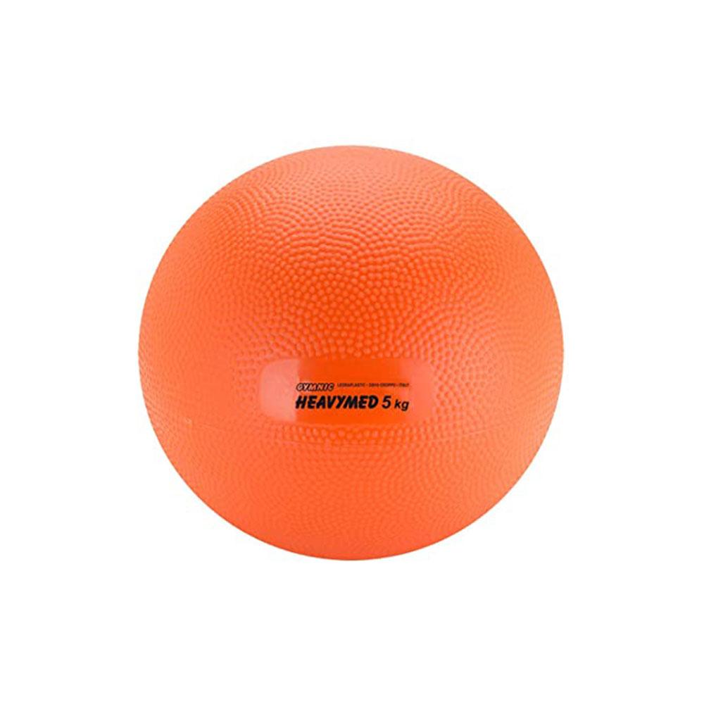 Balón medicinal 5 Kg Heavymed naranja - 23 cm (97.35)