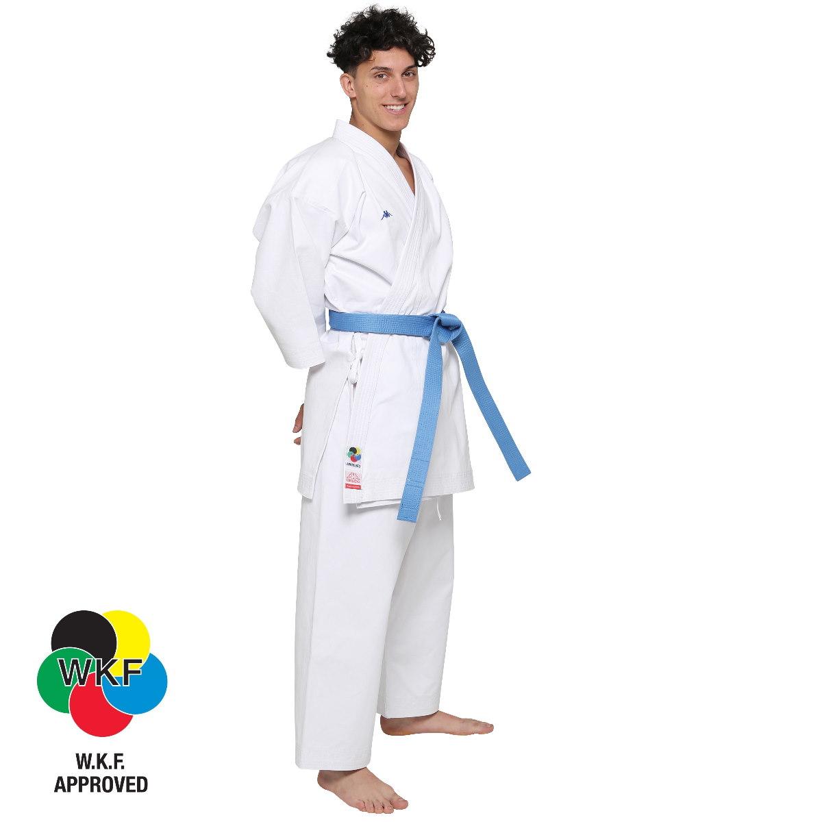 Karate-gi (kimono para karate) KAPPA modelo Moscow Aprobado WKF