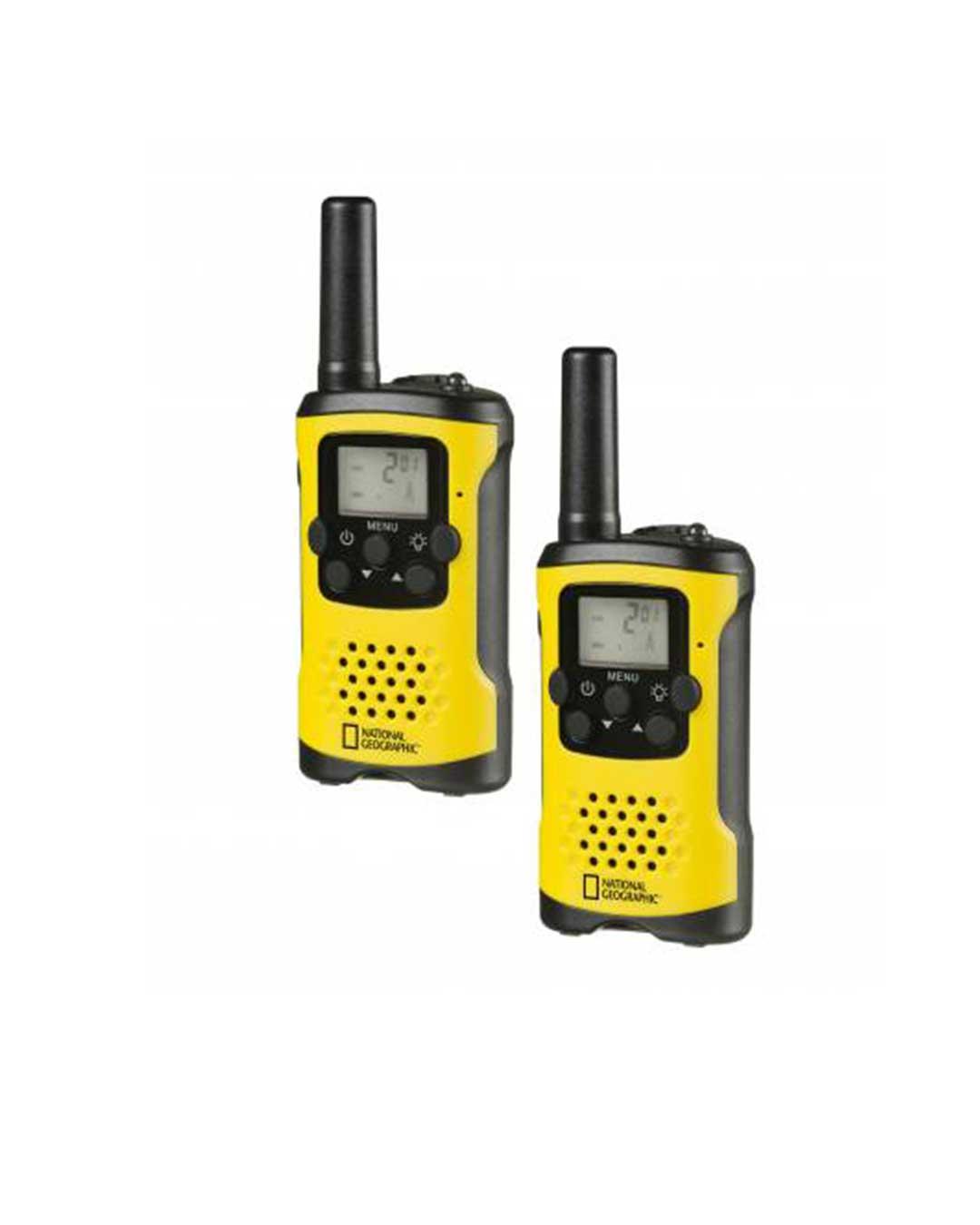 Juego de walkie-talkies National Geographic