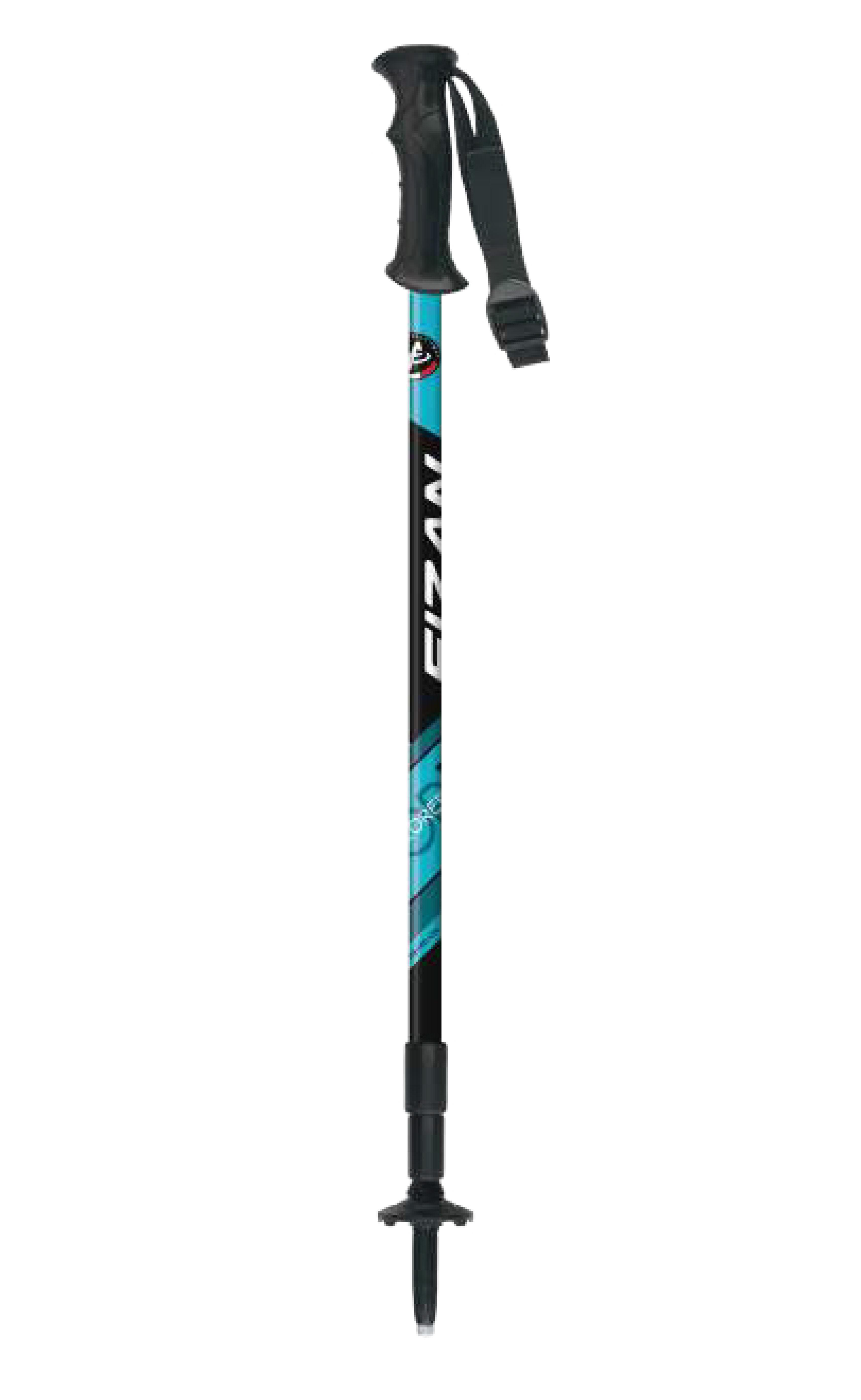 Bastón de trekking Fizan modelo Explorer azul