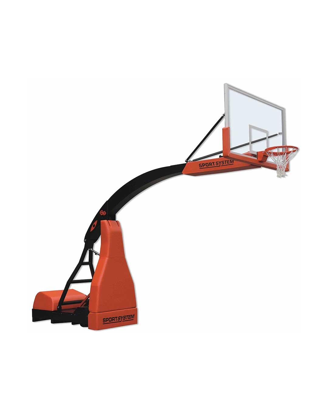 Jirafa (Tablero de básquetbol) competición FIBA nivel 1 - 325 cm de proyección