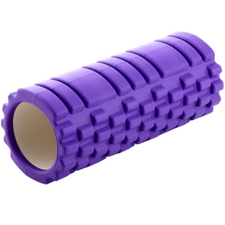 Yoga Roller Buten 33x14x2cm morado