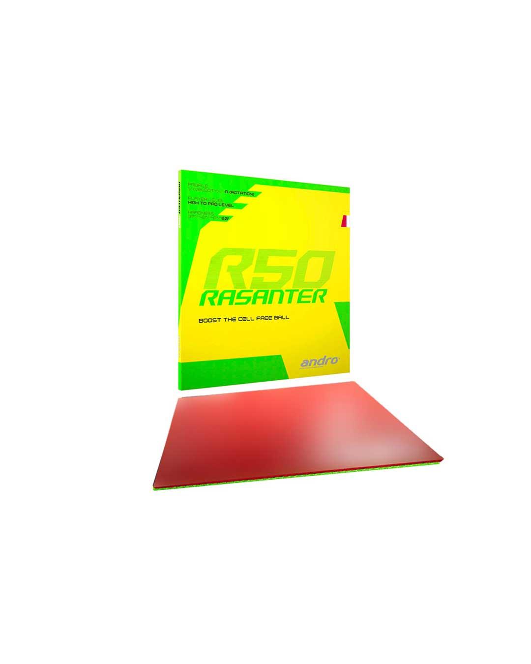 Goma Andro Rasanter R50  Red ultramax