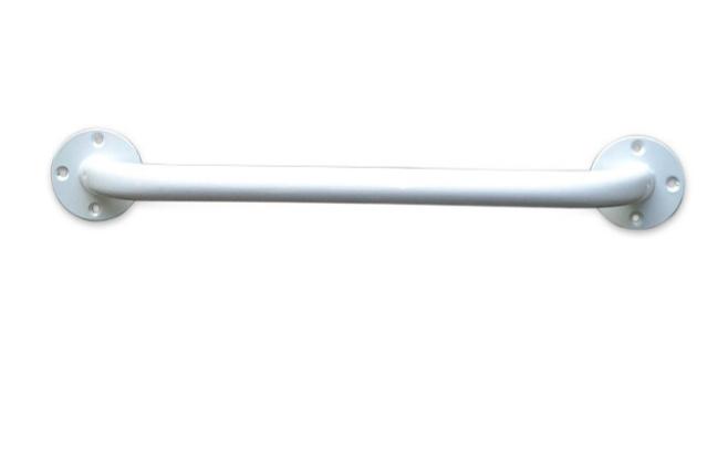 Barras de Seguridad para Baño Color Blanco 60 cm