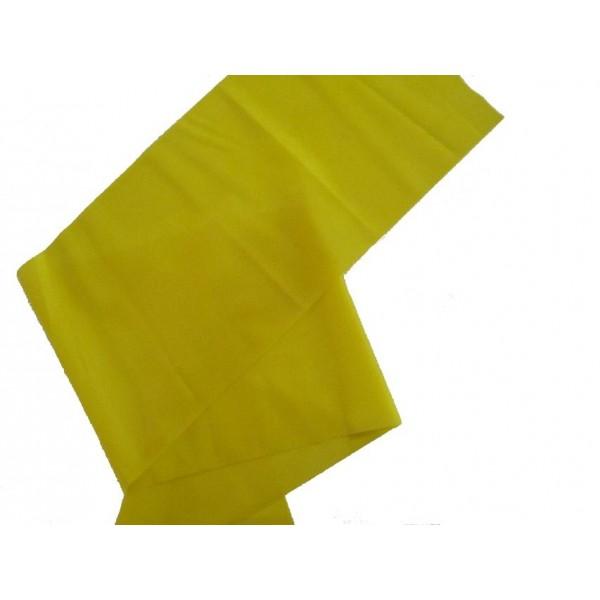 Banda Elástica 1,5 mts Amarilla