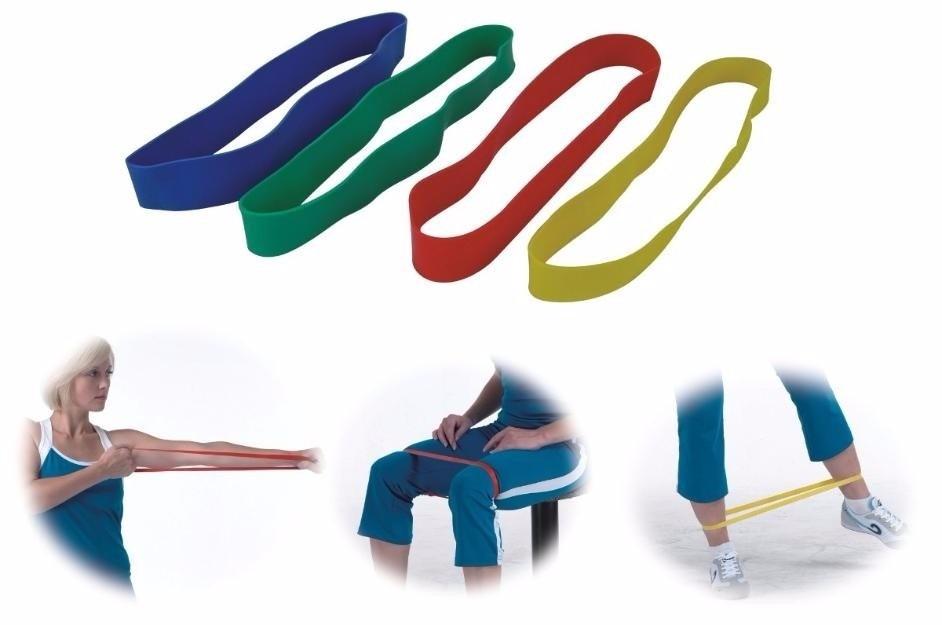 Banda Elástica Circular Azul