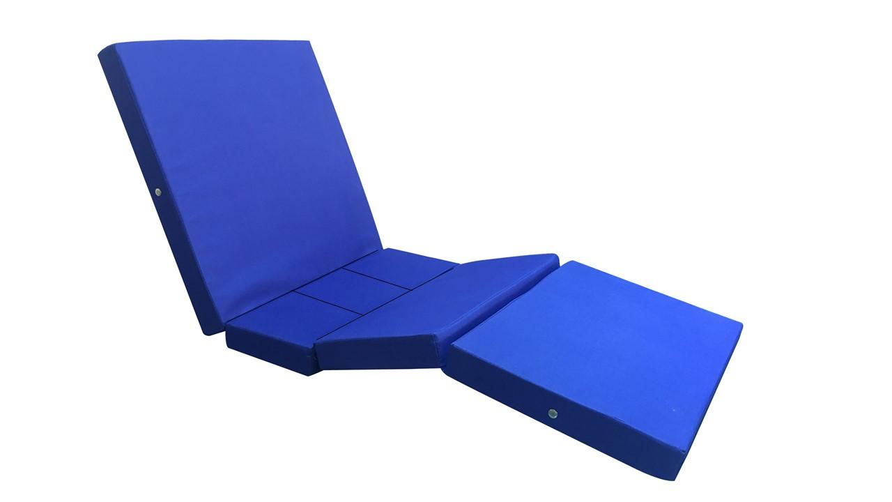 Colchón para Catre Clinico manual de 2 posiciones