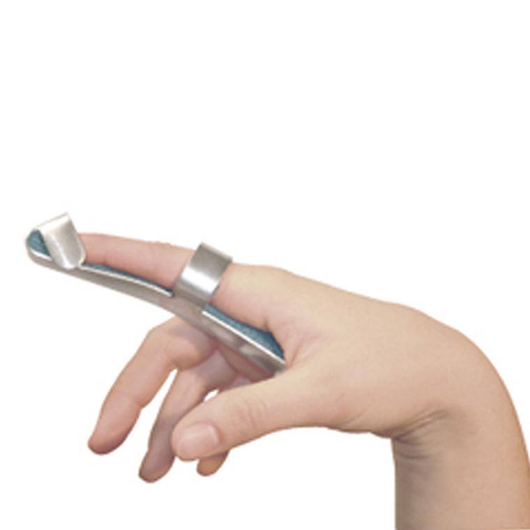 Férula de Dedo de Aluminio Blunding Talla S