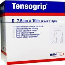 Tensogrip D 7,5 cms x 10 mts