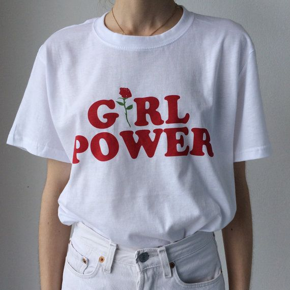 TEE UNISEX GIRL POWER