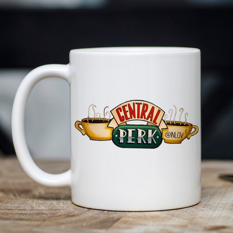 TAZON CENTRAL PERK