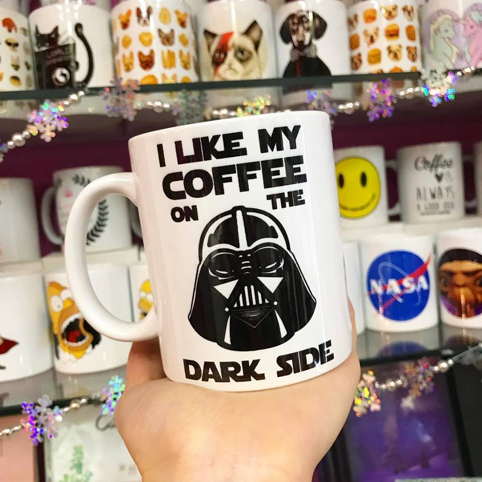 TAZON DARTH COFFEE