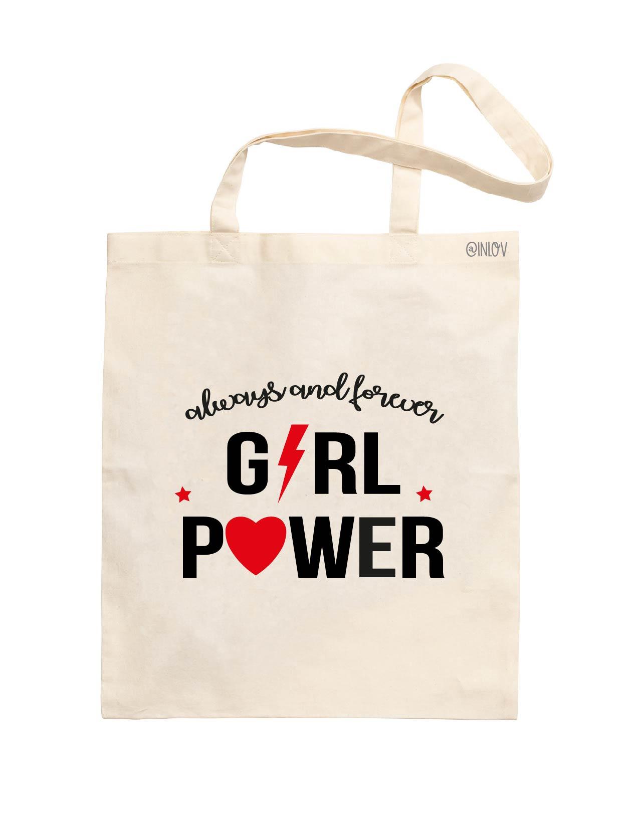 TOTE BAG GIRL POWER