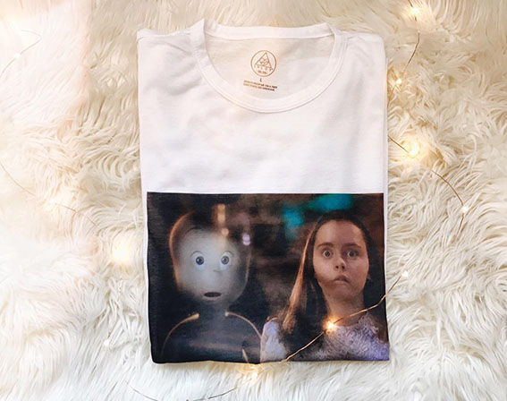 TEE CARTOON CASPER