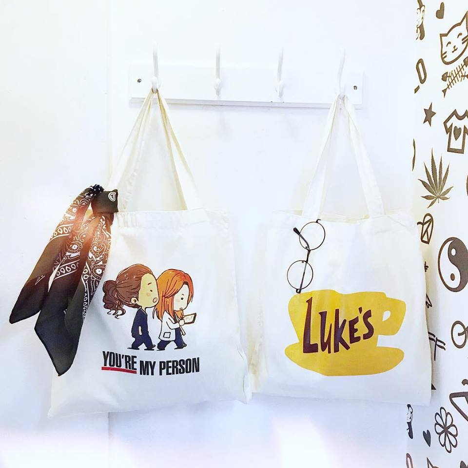 TOTE BAG SERIES