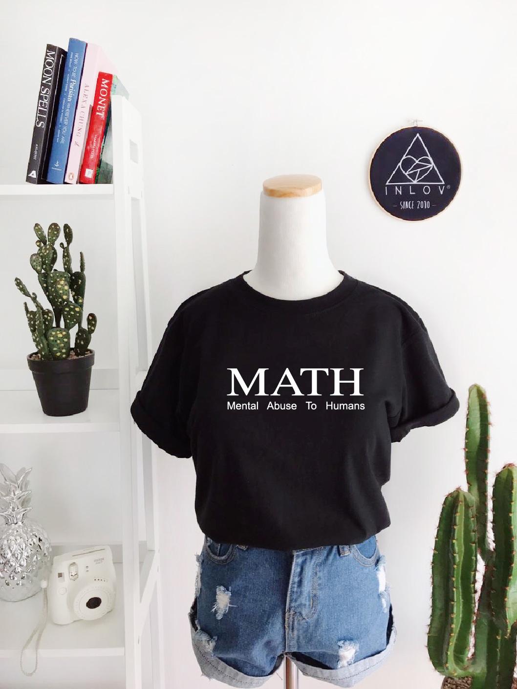 TEE UNISEX / MATH