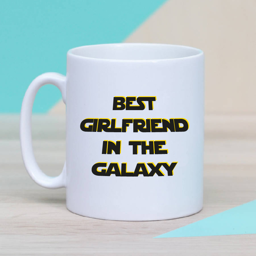 TAZON BEST GIRLFRIEND IN THE GALAXY