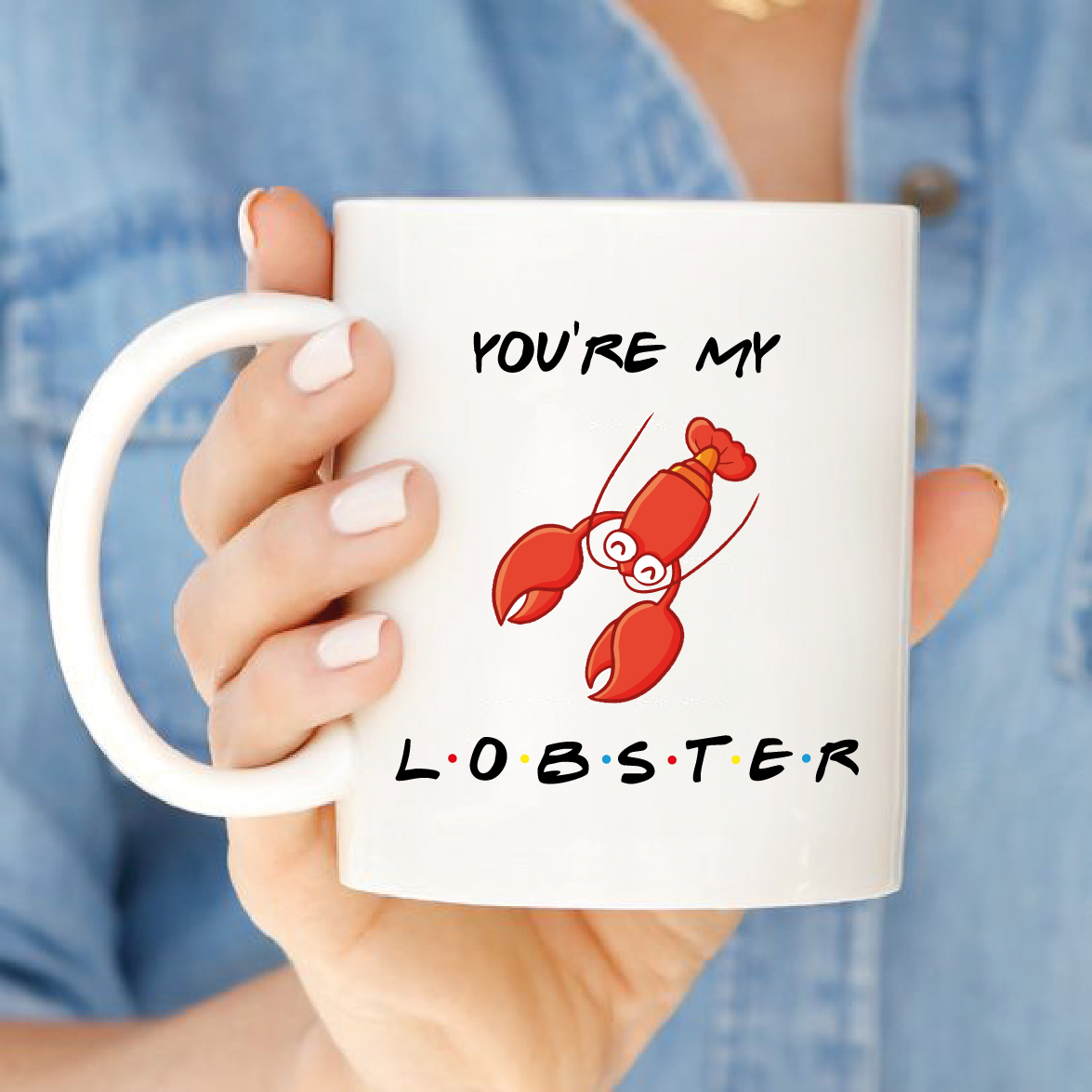 TAZON YOU'RE MY LOBSTER