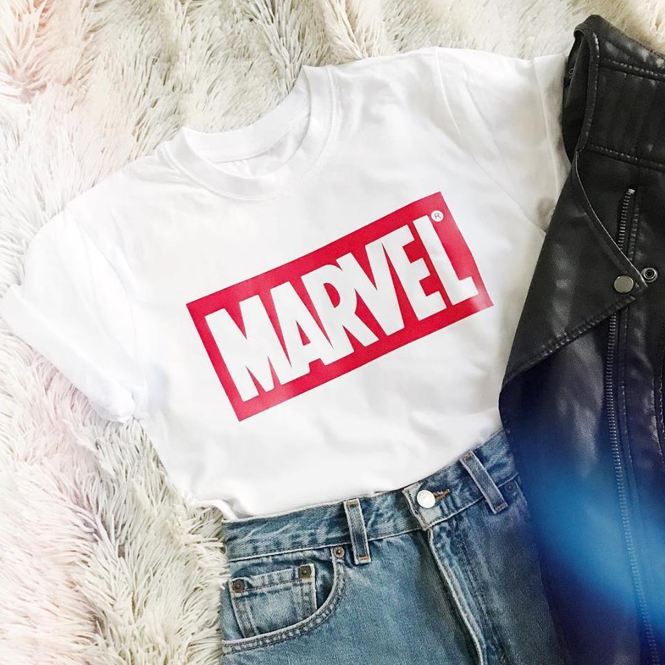 TEE UNISEX / MARVEL
