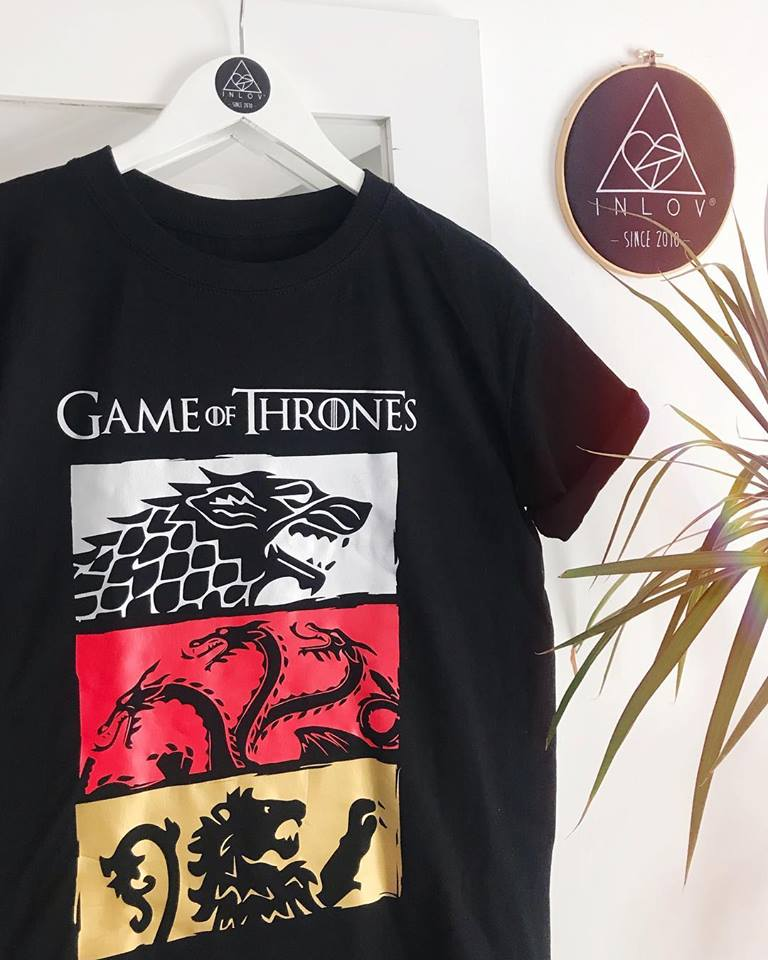 TEE UNISEX / GAME OF THRONES