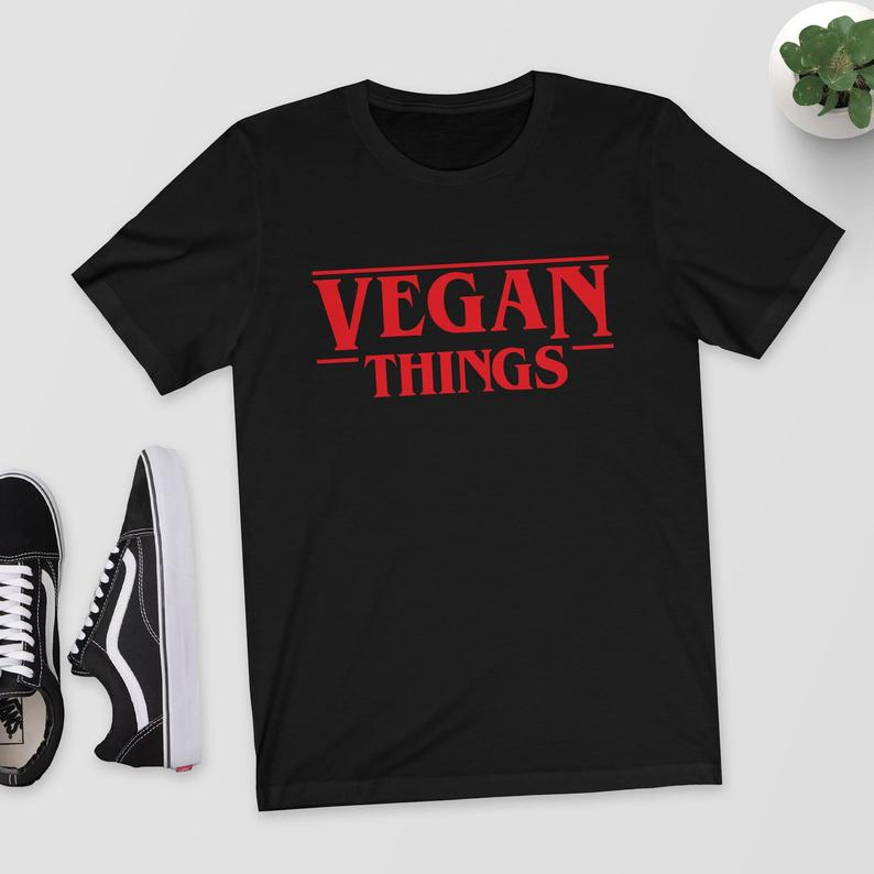 TEE UNISEX / VEGAN THINGS