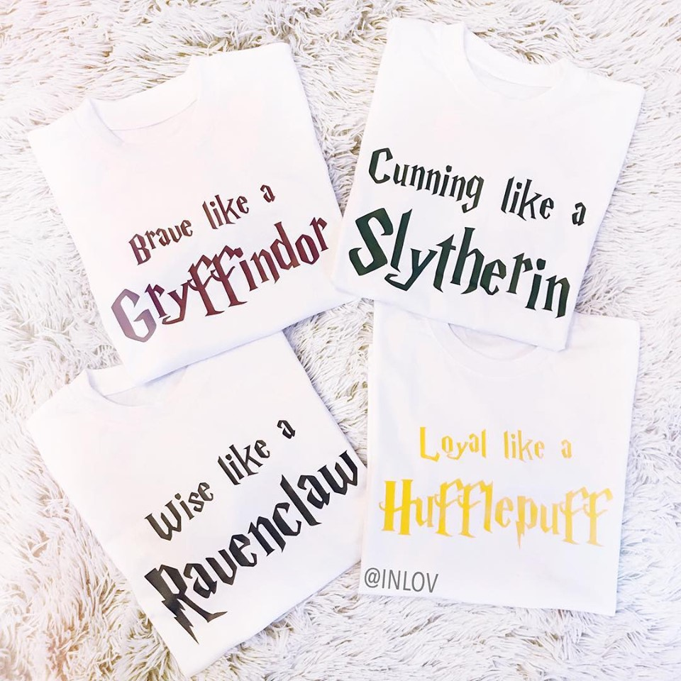 TEE UNISEX / HARRY POTTER