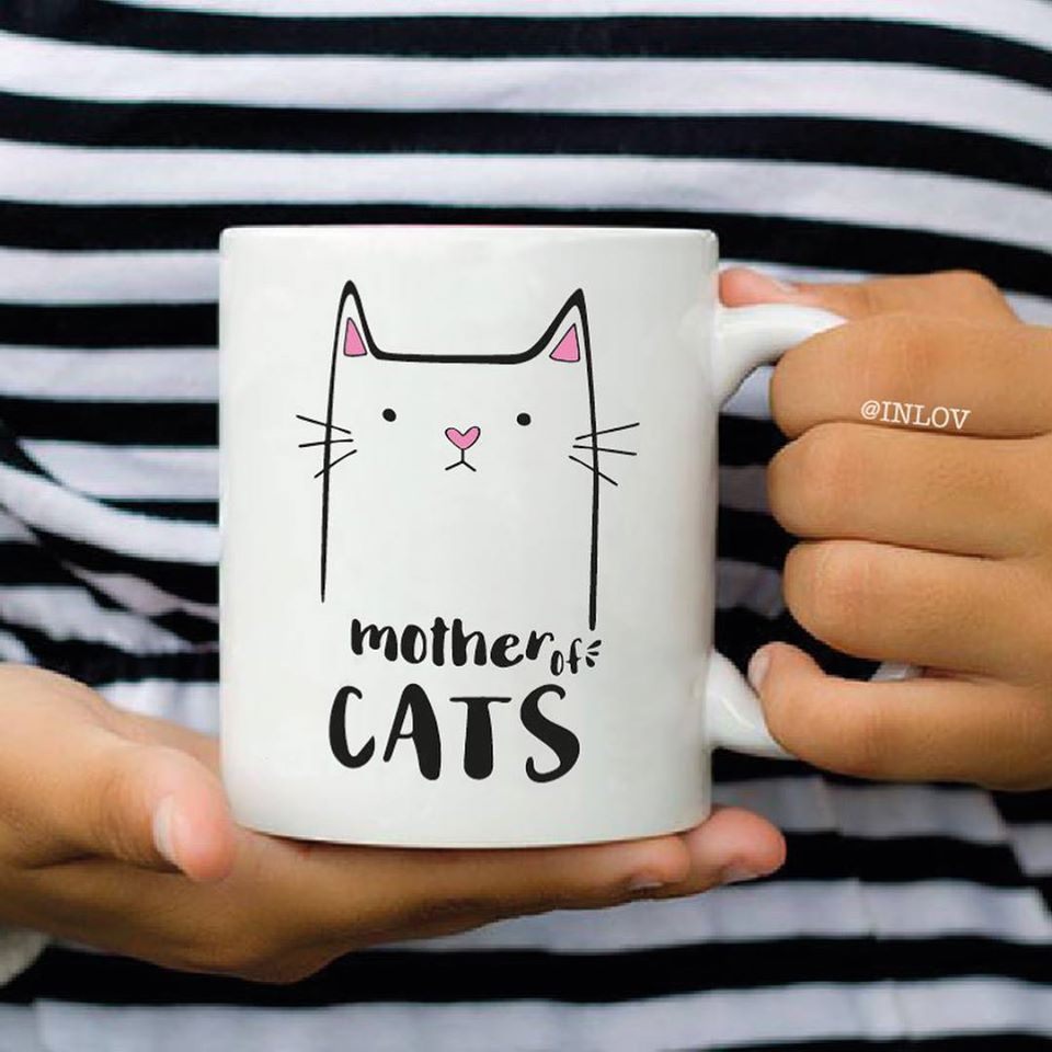 TAZON MOTHER OF CATS