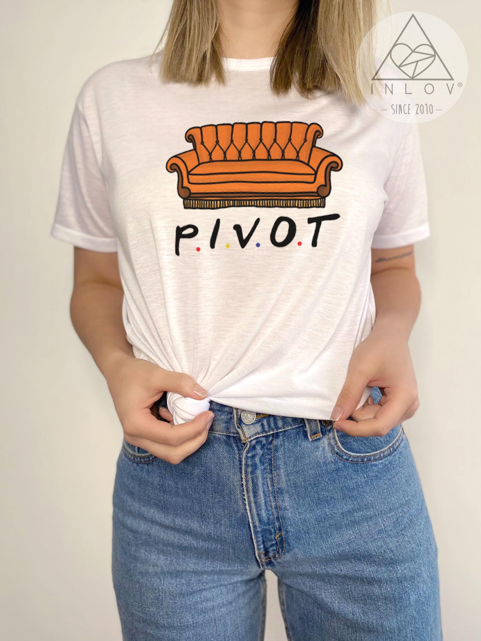 TEE CARTOON / PIVOT!