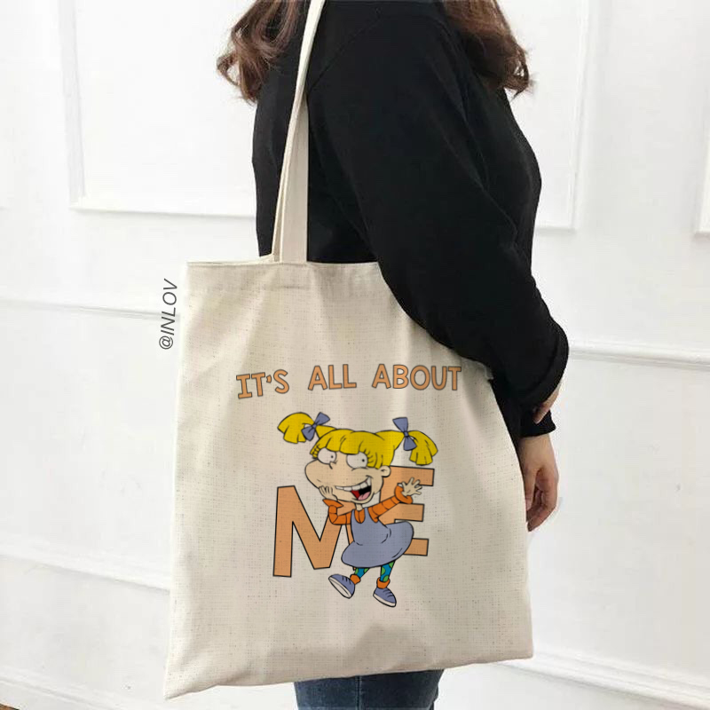 TOTE BAG ANGELICA