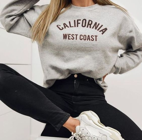 PULLOVER CALIFORNIA