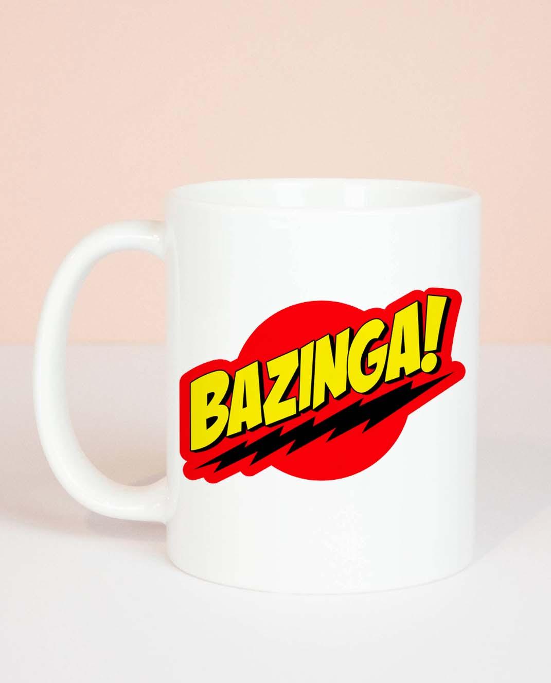 Taza Bazinga