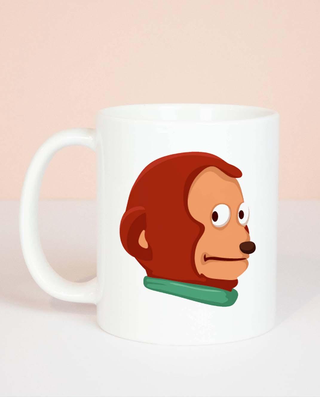 Taza Pedro el Mono