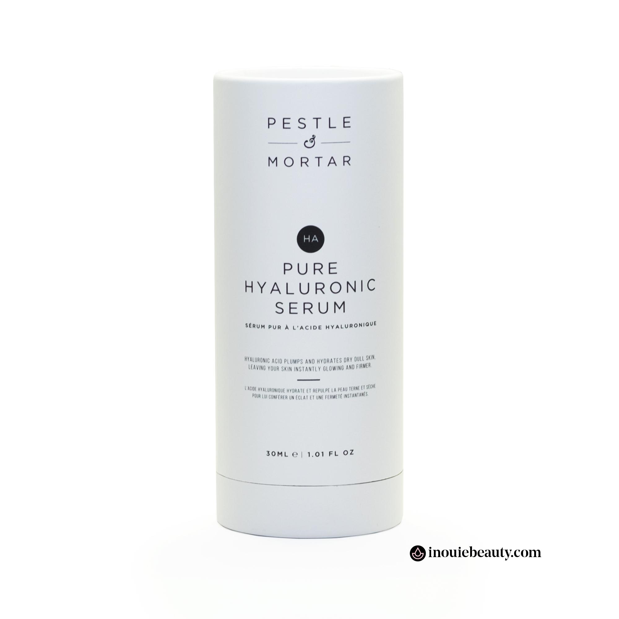 Pestle & Mortar Pure Hyaluronic Serum