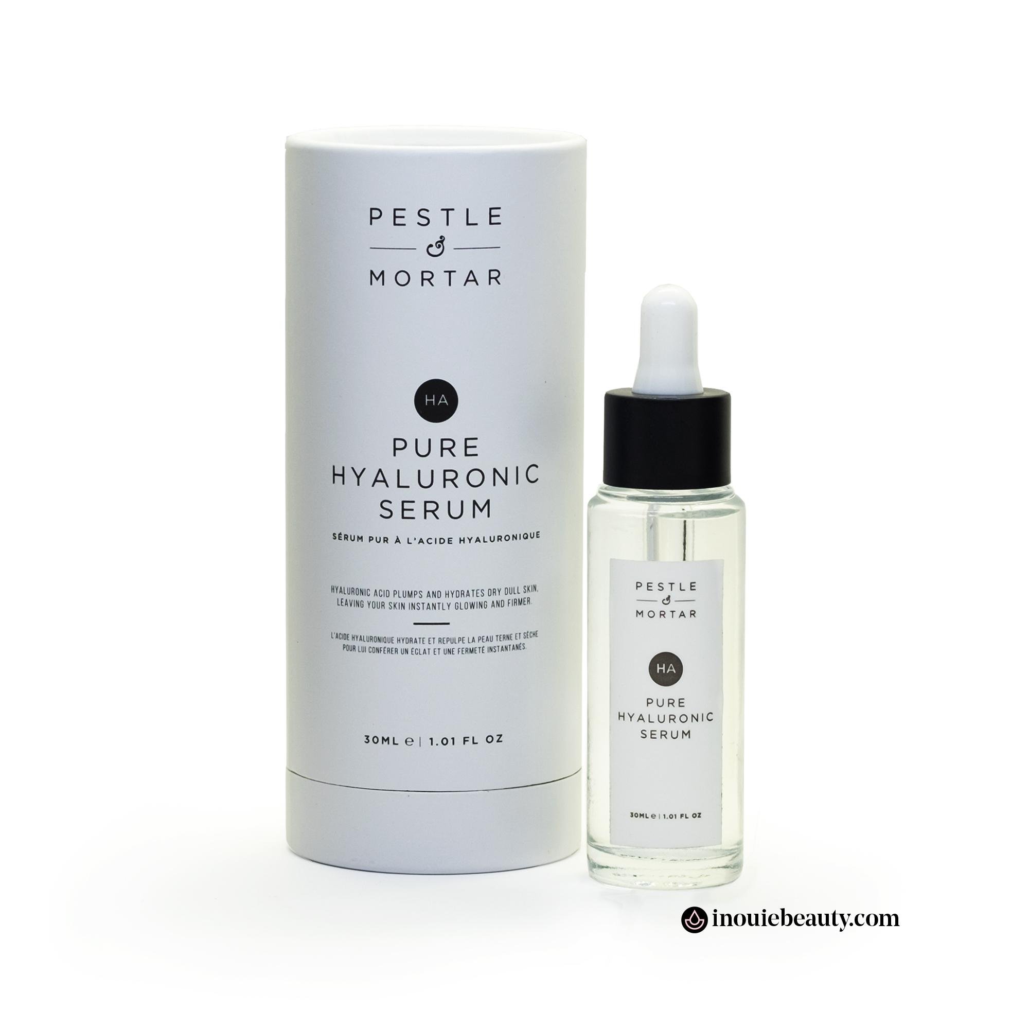 Pestle & Mortar Pure Hyaluronic Serum (com entrega a partir do dia 12 de Maio*)