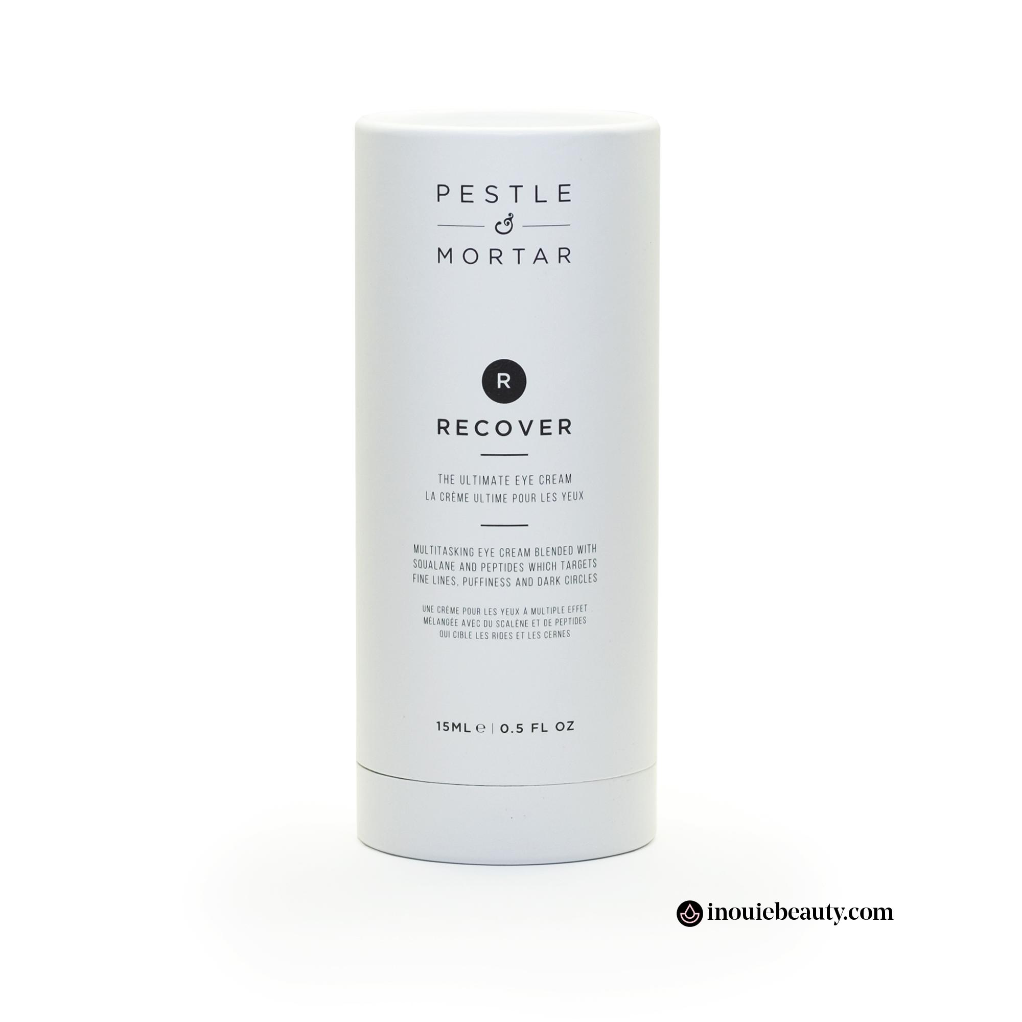 Pestle & Mortar Recover Eye Cream