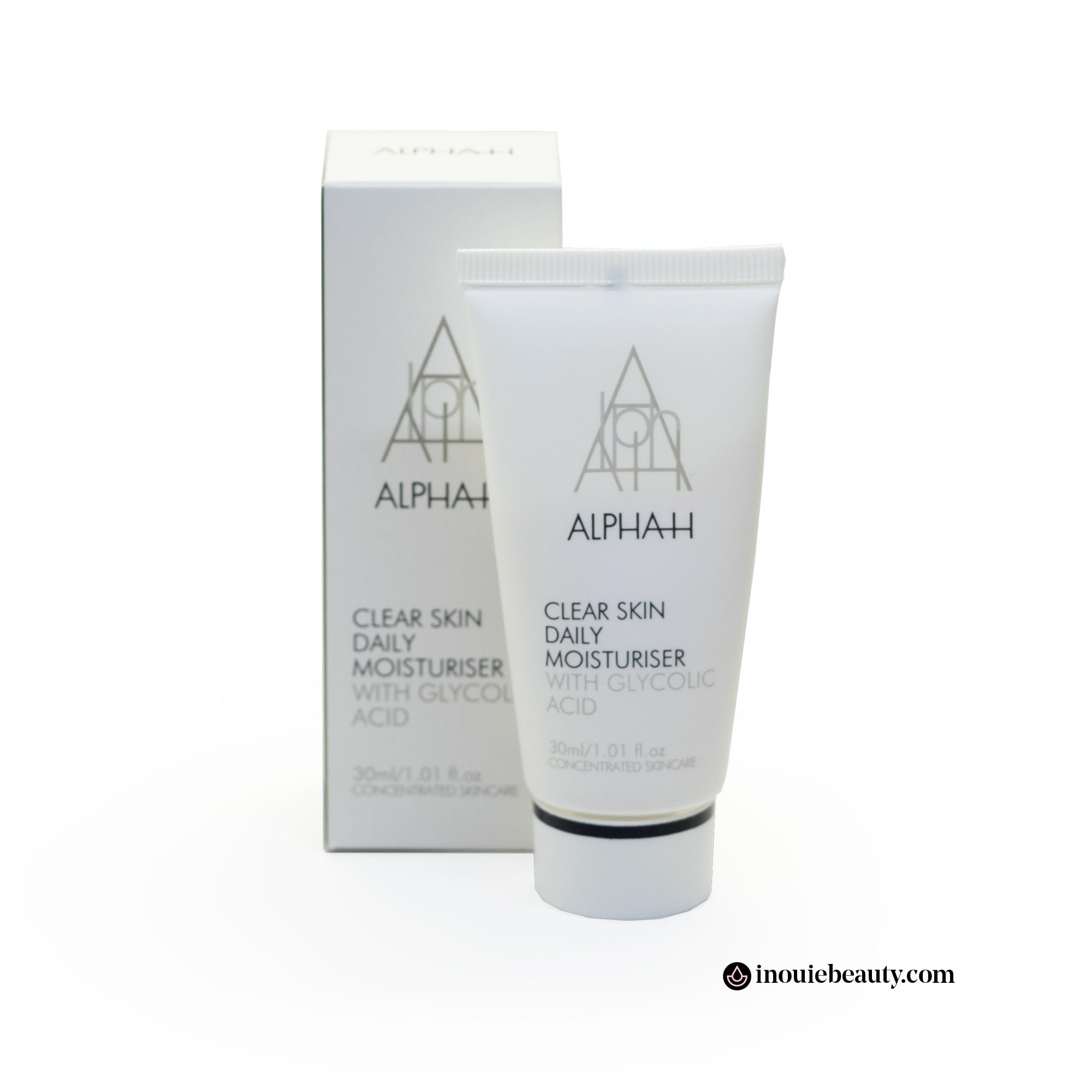 Alpha-H Clear Skin Daily Moisturiser