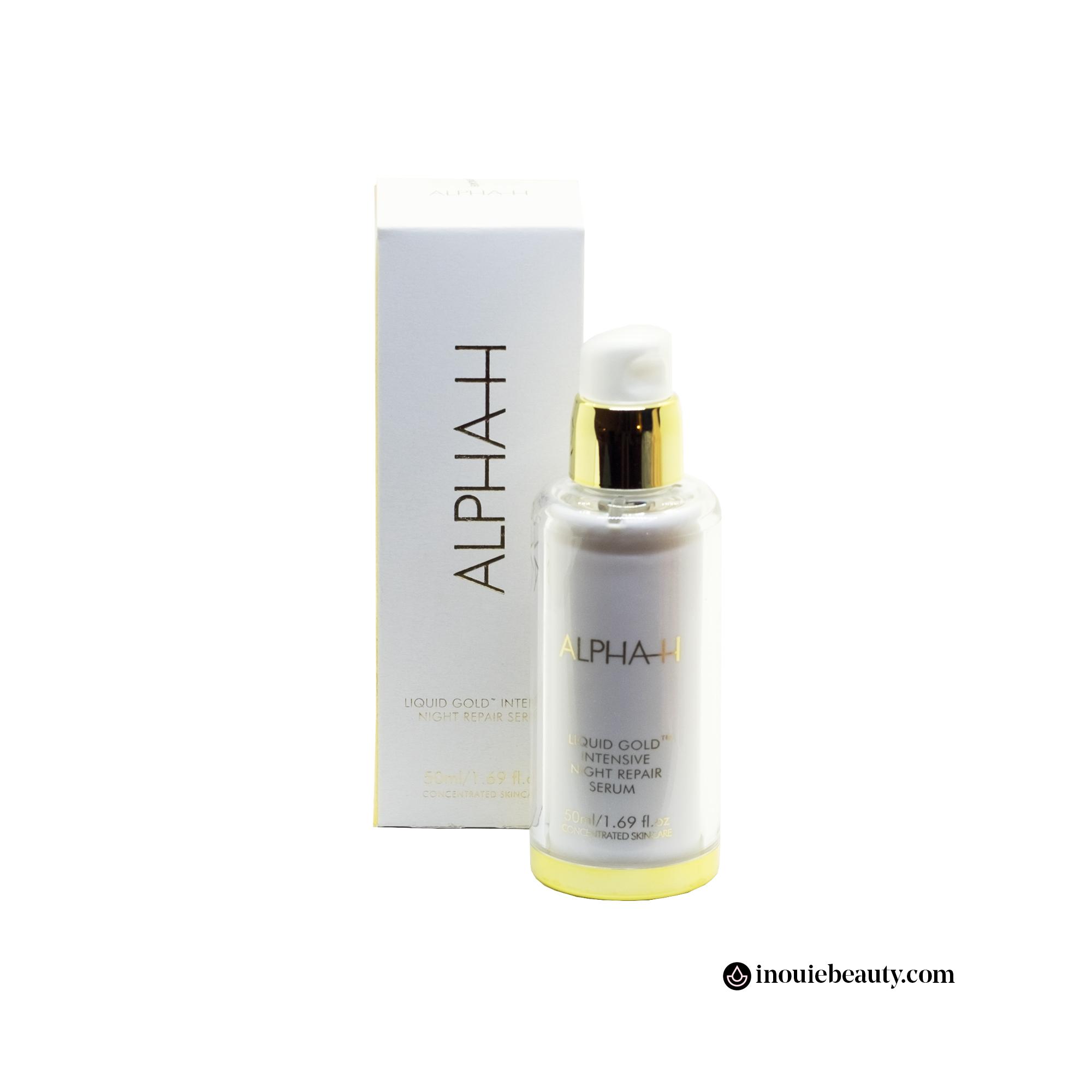 Alpha-H Liquid Gold Intensive Night Repair Serum