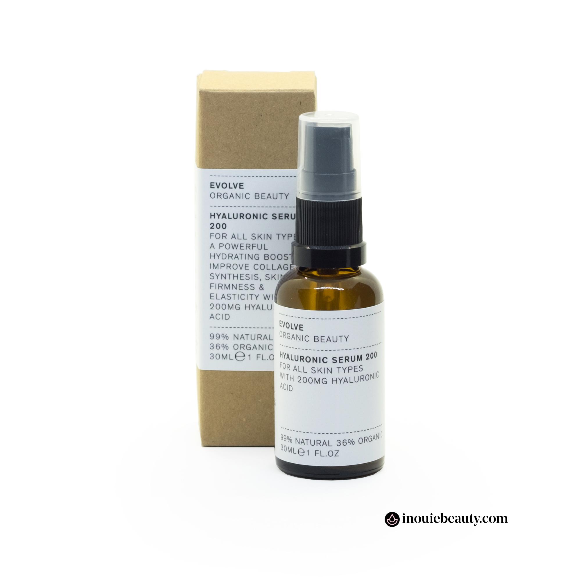 Evolve Hyaluronic Serum 200