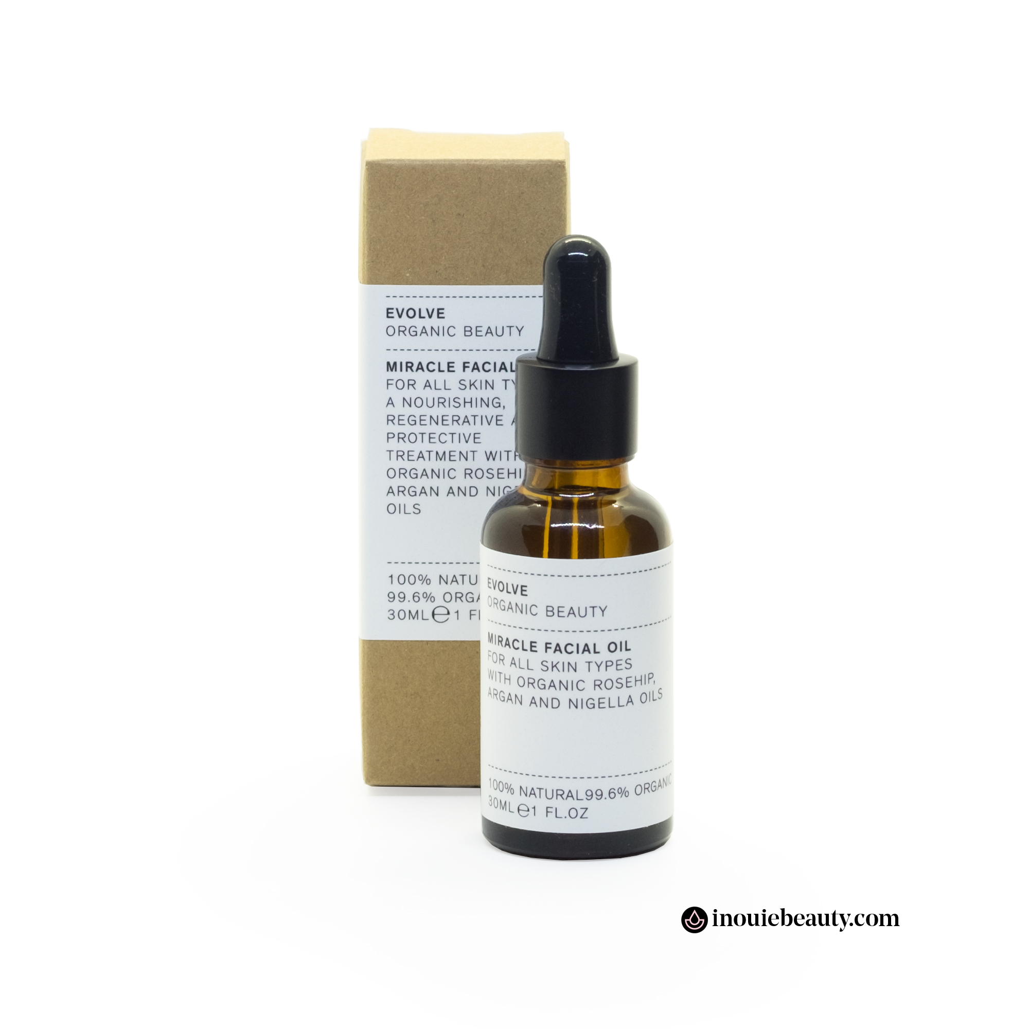 Evolve Miracle Facial Oil