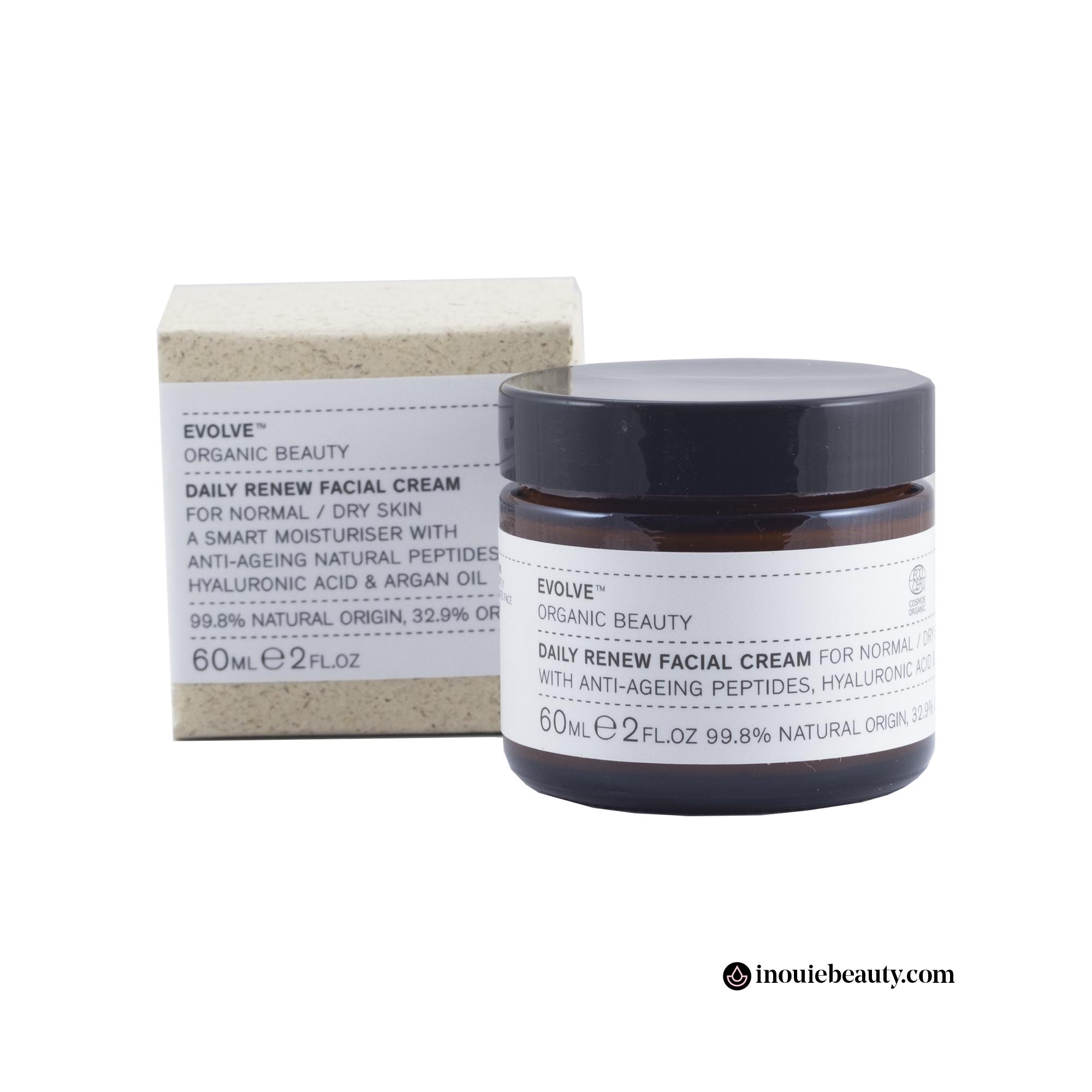Evolve Daily Renew Facial Cream